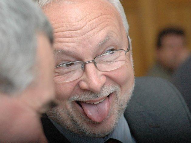 Květoslav Tichavský trénoval poctivě.