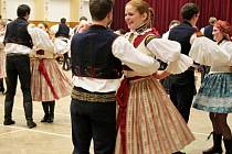 Krojový ples v Boršicích. Ilustrační foto.