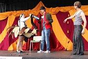 Poslední den kampaně Dny duševního zdraví patřil také vystoupení Cirkusu Paciento.