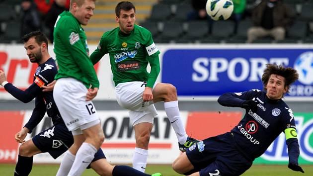 Jablonec - 1. FC Slovácko.