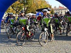 Akce Na kole vinohrady symbolicky uzavřela cyklistickou sezonu.
