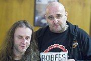 Na ROBfest dorazil 18. března 2017 rekordní počet rockerů a metalistů. Přřšly jich více než tři stovky.