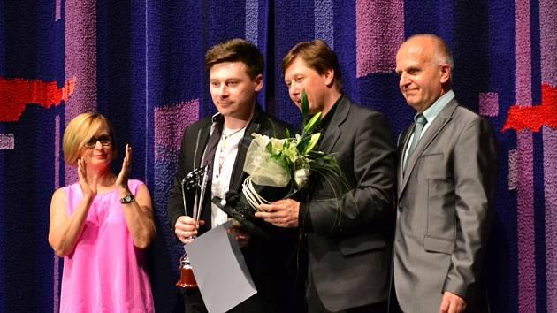 Kouzelnický festival a mistrovství republiky v moderní magii vyvrcholilo galavečerem.