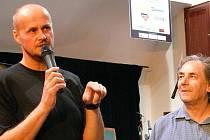 Jan Dudek (vlevo).
