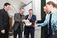 V prostorách uherskohradišťské Reduty se uskutečnil už osmý ročník Miniveletrhu cestovního ruchu Slovácka.