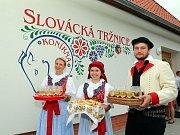 Slovácká tržnice.