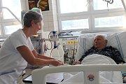 Dialýza funguje v Uherském Hradišti od roku 1992.