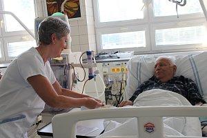 Dialýza v Uherskohradišťské nemocnici