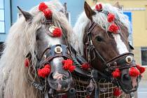 SOUČÁSTÍ jízdy králů v Kunovicích bylo v sobotu 17. května také Formanské odpoledne.