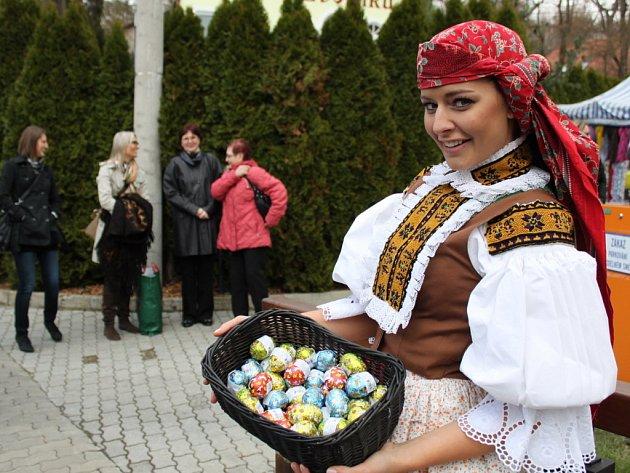 Čokoládovou odměnu dostali jen ti, kdo Terezce vyšupali.