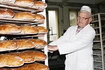 Jaroslav Kulčák životní elán nepostrádá ani v pětaosmdesáti letech.