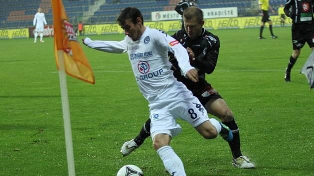 Filip Hlúpik (v bílém). Ilustrační foto.
