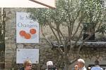 Biot, Le Mas des Orangers.