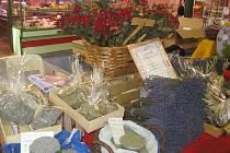 Na Provensálském trhu.