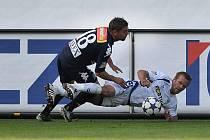Slovan Liberec -Slovácko 1:0. 21 Dejmek Radek 18 Ondřejka Václav