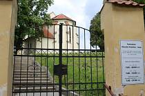 Hřbitov v Uherském Hradišti - Sadech.