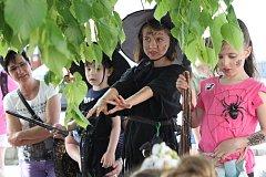 Jeden z nejtradičnějších rejů malých čarodějnic se uskutečnil v pondělí 30. května v Kunovicích.