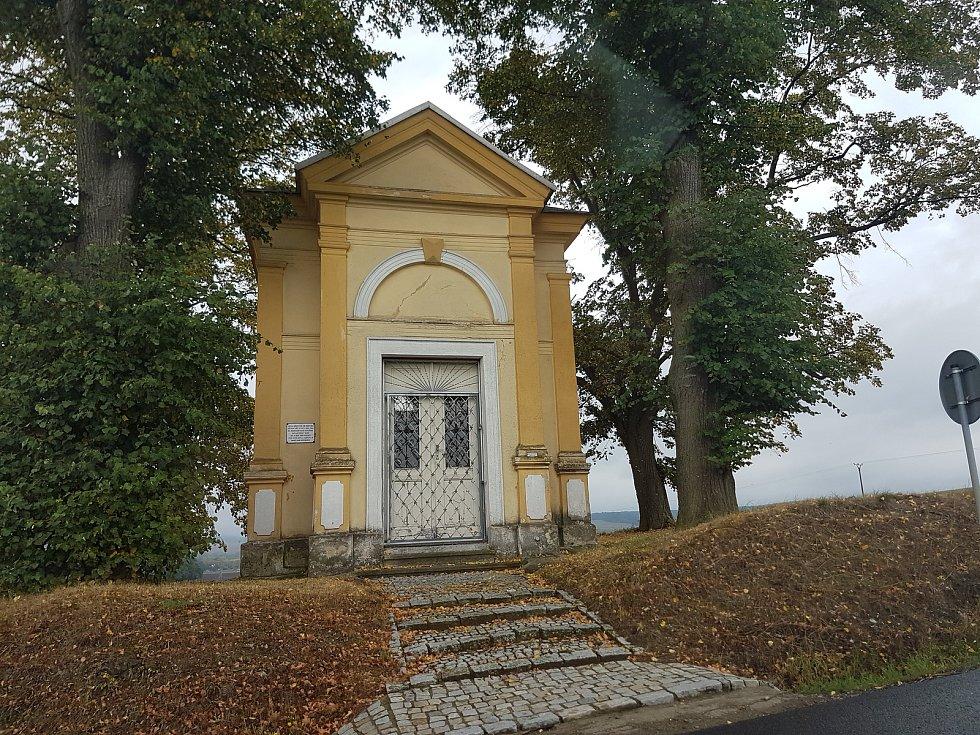 kaplička Panny Marie Růžencové