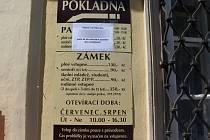 Zámecký park v Buchlovicích je uzavřen. Ilustrační foto.