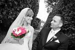 Soutěžní svatební pár číslo 175 - Darya a Martin Doleželovi, Zlín.