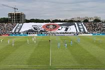 Fotbalisté Slovácka začali pohárovou pouť na hřišti bulharského Lokomotivu Plovdiv.