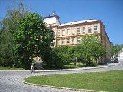 Základní škola na Mariánském náměstí v Uherském Brodě. Ilustrační foto.