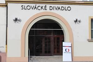 Slovácké divadlo. Ilustrační foto.