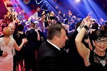 Československý ples v Kunovicích