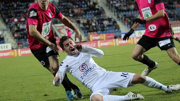 1. FC Slovácko - FK Mladá Boleslav: Václav Ondřejka.