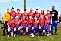 Fotbalistky Starého Města reprezentovaly na mistrovství světa Českou republiku.Fotbalistky Starého Města reprezentovaly na mistrovství světa Českou republiku.