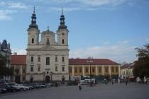 Pochůzkový prodej je zakázán také v městské památkové zóně, tedy v centru Uherského Hradiště, a přilehlém okolí.