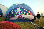 22. Mistrovství České republiky v balónovém létání. Start ve Starém Městě