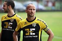 Zkušený slovenský obránce Jaroslav Gardian zvažuje, že po sedmi letech skončí v divizním Strání a bude se věnovat rodině.