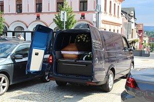 Pohřeb brodského děkana