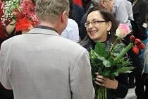V galerii Základní umělecké školy v Uherském Brodě ve čtvrtek zahájili výstavu Kdekoli zasejeme sny, vykvetou růže. Autoři obrazů byli absolventi volnočasového kroužku malování umělecké školy pod vedením Svatavy Haluzové.