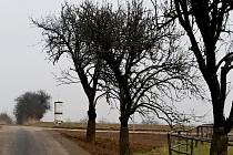 Už v zimě si mohli kolaři a pěší hodně a bezpečně zkrátit cestu ze Zlechova do Boršic po nově vybudované Cyklostezce sv. Metoděje.
