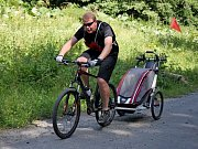 Léto na bicyklu aneb Šlapání do pedálů po Salašsku