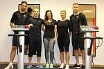 Nové metody cvičení nabízí od těchto dnů v Uherském Hradišti TOP-BODY personal training. F