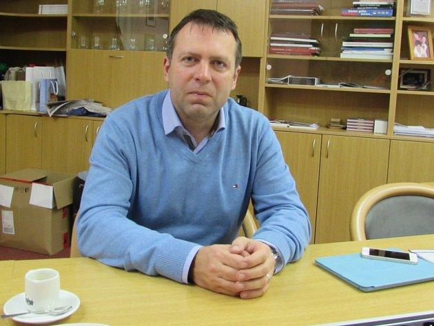 Novým starostou Uherského Hradiště se stane Stanislav Blaha (ODS).
