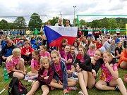 Nivnický volejbal sbírá úspěchy na mistrovství republiky i na mezinárodní scéně