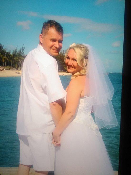 Soutěžní svatební pár číslo 25 - Petr a Ludmila Turkovi, Přerov