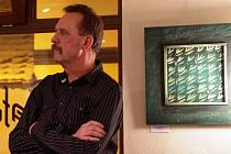 Výstava Stanislava Žampacha v Café Clubu v Uherském Brodu