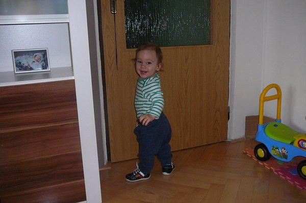 Jakub Bočák, 13měsíců