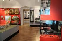 Expozice dějin města Uherského Hradiště sídlí v jezuitské koleji.