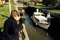 Film Zrození snu vznikal v průběhu celé loňské plavební sezony na Baťově kanále.