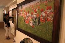 Galerie Joži Uprky ve Veselí nad Moravou
