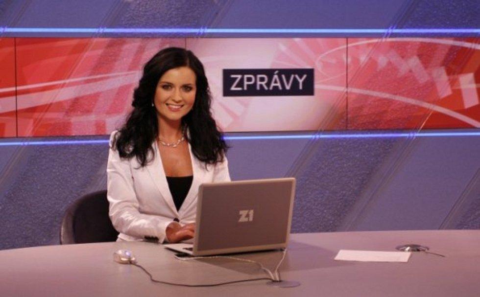 Moderátorka Aneta Savarová