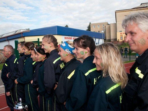 Hasiči z Vlčnova pojedou na olympiádu do Francie.