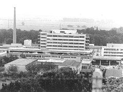Zbytek haly, jejíž část 23. listopadu 1984 spadla, nechal MESIT v létě 1985 zbourat.
