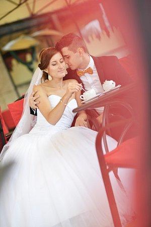 Soutěžní svatební pár číslo 32 – Júlia a Jakub Přikrylovi, Olomouc - Holice